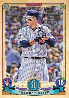 2019 Topps Gypsy Queen Baseball Variations Guide 17