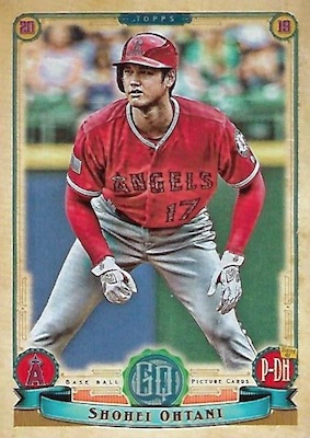 2019 Topps Gypsy Queen Baseball Variations Guide 135