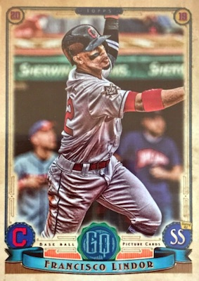 2019 Topps Gypsy Queen Baseball Variations Guide 29
