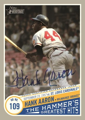 2019 Topps Heritage High Number Baseball Cards 7