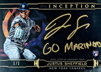 2019 Topps Inception Baseball Cards 29