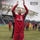 2019 Topps Now MLS Soccer Cards