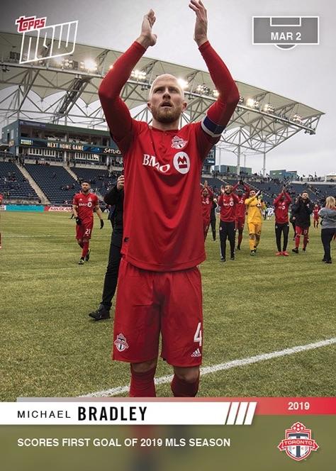 2019 Topps NOW MLS 14 Wayne Rooney DC United~Lowest Price Around!
