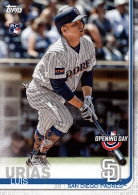2019 Topps Opening Day Baseball Variations Guide 51