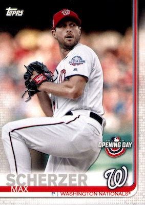 2019 Topps Opening Day Baseball Variations Guide 55