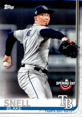 2019 Topps Opening Day Baseball Variations Guide 59