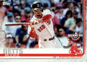2019 Topps Opening Day Baseball Variations Guide 11