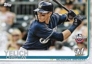 2019 Topps Opening Day Baseball Variations Guide 15