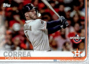 2019 Topps Opening Day Baseball Variations Guide 27