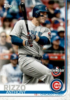 2019 Topps Opening Day Baseball Variations Guide 35