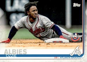 2019 Topps Opening Day Baseball Variations Guide 39