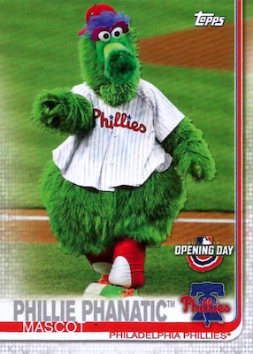 2019 Topps Opening Day Baseball Cards 36