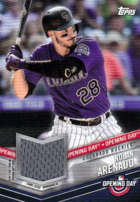 2019 Topps Opening Day Baseball Cards 8