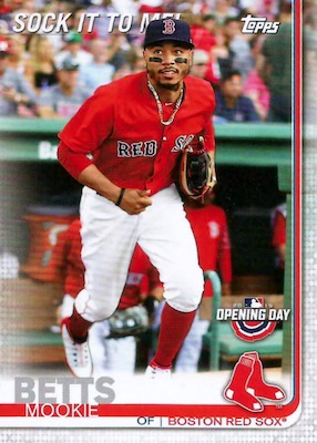 2019 Topps Opening Day Baseball Cards 35