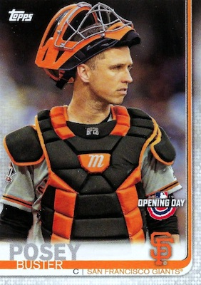 2019 Topps Opening Day Baseball Variations Guide 44