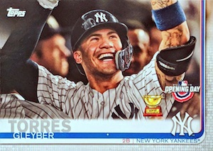 2019 Topps Opening Day Baseball Variations Guide 46