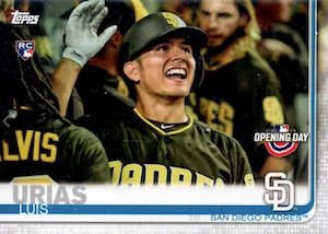 2019 Topps Opening Day Baseball Variations Guide 52