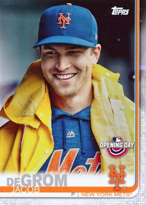 2019 Topps Opening Day Baseball Variations Guide 54