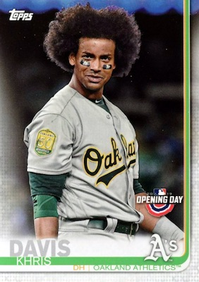 2019 Topps Opening Day Baseball Variations Guide 58