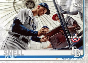 2019 Topps Opening Day Baseball Variations Guide 60