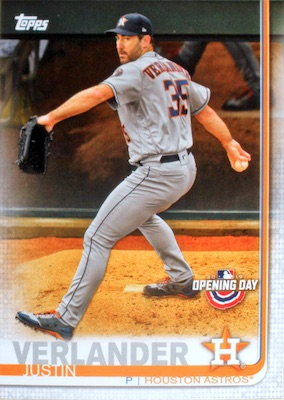 2019 Topps Opening Day Baseball Variations Guide 2