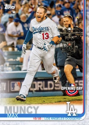 2019 Topps Opening Day Baseball Variations Guide 30