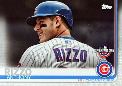 2019 Topps Opening Day Baseball Variations Guide 36