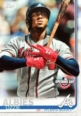 2019 Topps Opening Day Baseball Variations Guide 40
