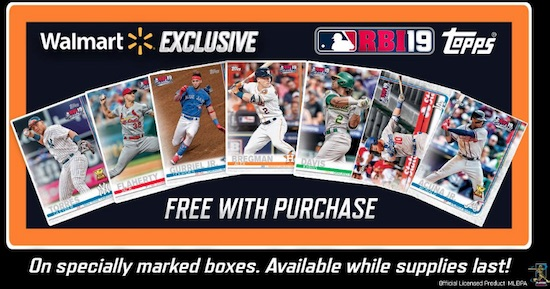 2019 Topps RBI 19 Baseball Cards 3
