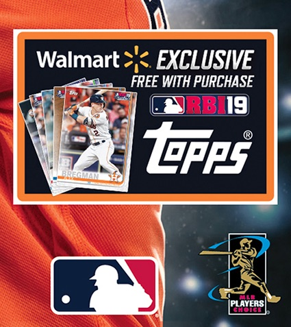 2019 Topps RBI 19 Baseball Cards 2