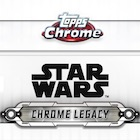 2019 Topps Star Wars Chrome Legacy Trading Cards