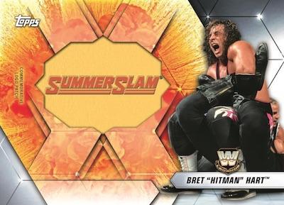 2019 Topps WWE SummerSlam Wrestling Cards 3