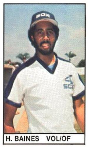 Top 10 Harold Baines Baseball Cards 3