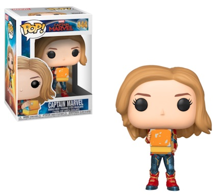 Funko Pop Captain Marvel Movie Figures 18