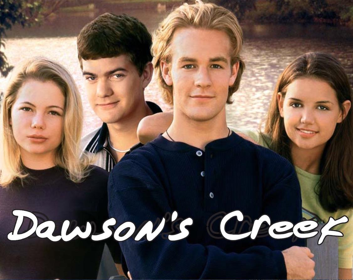 Pop Pacey TV Dawson/'s Creek
