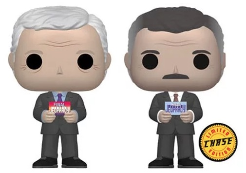 Funko Pop Jeopardy Vinyl Figures 1