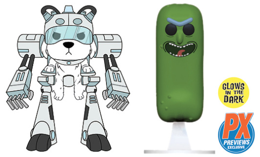 Ultimate Funko Pop Rick and Morty Figures Checklist and Gallery 61