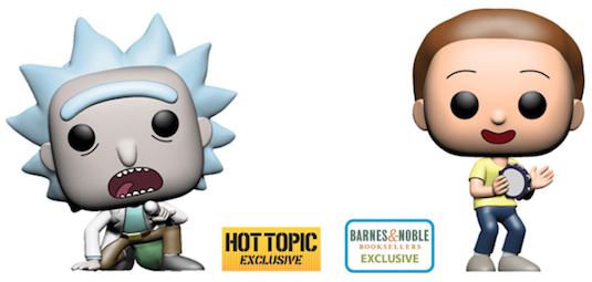 Ultimate Funko Pop Rick and Morty Figures Checklist and Gallery 62