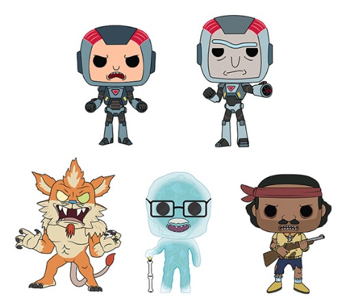 Ultimate Funko Pop Rick and Morty Figures Checklist and Gallery 60
