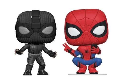 Funko Pop Spider-Man Far From Home Figures 1