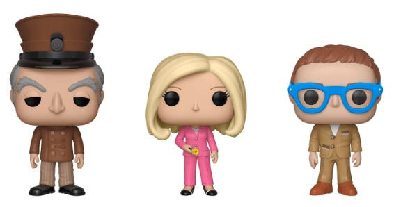 Funko Pop Thunderbirds Vinyl Figures 1