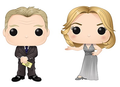 Funko Pop Wheel of Fortune Vinyl Figures 1