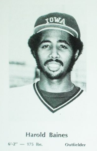 Top 10 Harold Baines Baseball Cards 8