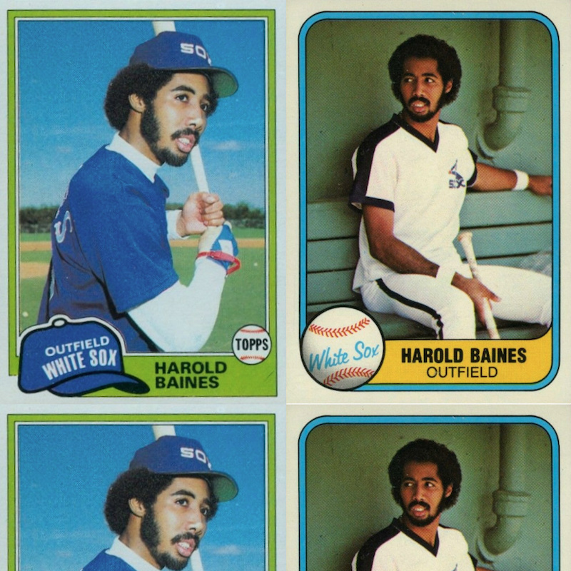 Top Harold Baines Cards Guide Top List Best Autographs