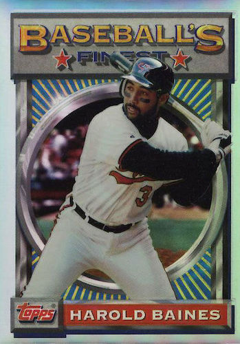 Top 10 Harold Baines Baseball Cards 5