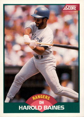 Top 10 Harold Baines Baseball Cards 2