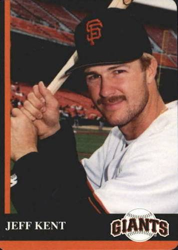 Top 10 Jeff Kent Baseball Cards 1