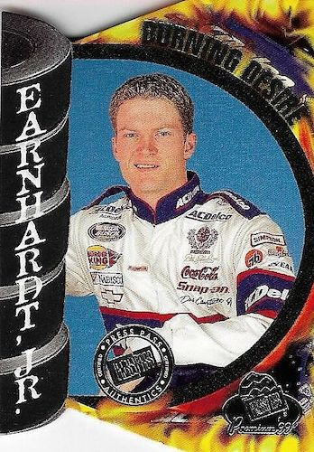 Top 10 Dale Earnhardt Jr. Racing Cards 2