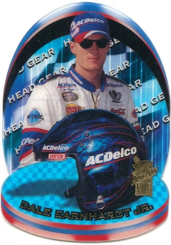 Top 10 Dale Earnhardt Jr. Racing Cards 4