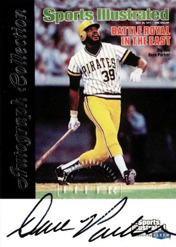 Top 10 Dave Parker Baseball Cards 5
